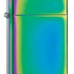 Zippo Slim Spectrum Pocket Lighter
