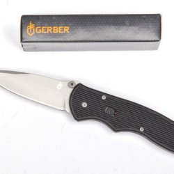 Gerber Fast Draw Spring Assisted Serrated Edge Knife