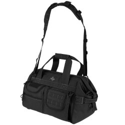 Maxpedition Gear Agent Kit Bag, Black, Large