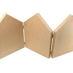 Paper Mache Medium Tri Top Screen By Craft Pedlars