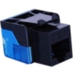 Ic1078E5Bk - Cat5 Jck - Black