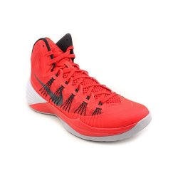 Nike Men'S Hyperdunk 2013, University Red/Black-Wolf Grey, 11.5 M Us
