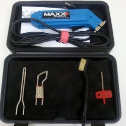 Maxx Fabric Cutter & Soldering Gun Hot Knife Kit