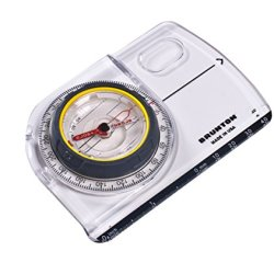 Brunton Truarc5 Baseplate Mapping Compass