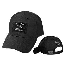 Glock Ap70215 Perfection Agency Hat Adj Velcro Closer Ripstop Nylon