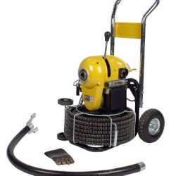 """Sdt K1500 Snake 2"""" - 8"""" Sewer Pipe Sectional Drain Cleaning Machine Fits Ridgid"""