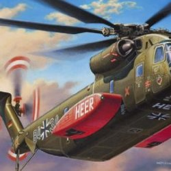Revell Of Germany Sikorsky Ch-53G Plastic Model Kit