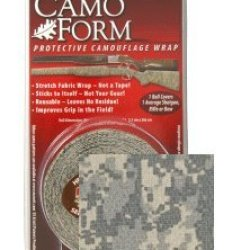 Mcnett Tactical Camo Form Protective Camouflage Wrap, Acu