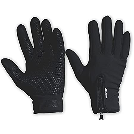 The Best Gloves To Stay Warm, Active, and Looking Great All Year Long. Gloves with Touchscreen For All Cold Weather Activities: Running, Cycling, Hiking, Driving, Skiing, Outdoor Adventure  -Mountain Made thermal properties with touchscreen technolo...