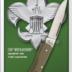 Case Boy Scouts Mini Blackhorn
