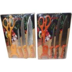 6 Piece Knife Set Case Pack 12 6 Piece Knife Set Case Pack 12