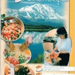 Ulu Knife Alaska Cookbook & Dvd Combo - Alaska Cooking Recipes