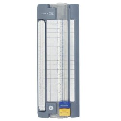 """Westcott Paper Trimmer With Titanium Bonded Cut And Score Blades, 9"""""""