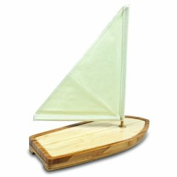Picnic Time Bamboo Sailboat Cheese Board And Tool Set