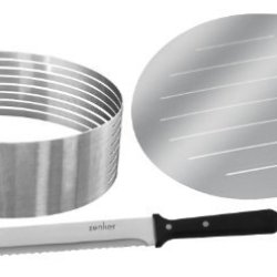 Zenker Layer Cake Slicing Kit, Garden, Lawn, Maintenance