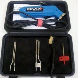 """Maxx 2 1/2"""" Foam Cutter Blade & Soldering Gun Hot Knife Kit"""
