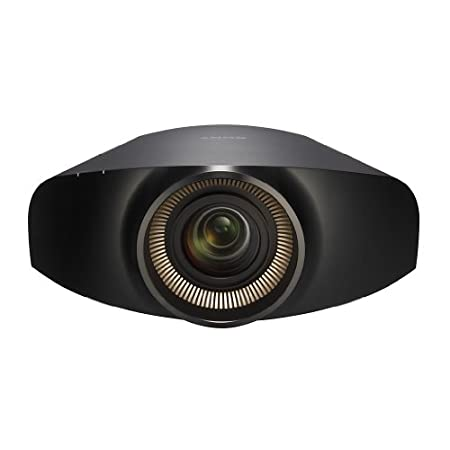 """Experience Sony""""s most immersive, awe-inspiring home theater with the Sony 4K projector featuring SXRD 4K movie theater projector technology. Delivering greater than four times 1080p resolution, anamorphic 3D, and HD to 4K up scaling, nothing else co..."""