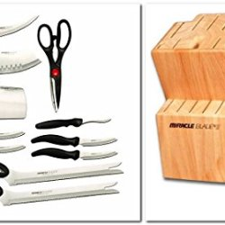 Miracle Blade Iii 12 Piece Knife And Block Set Miracleblade
