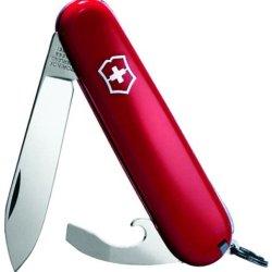 Victorinox Swiss Army Bantam Pocket Knife (Red)