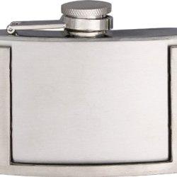 Misc 3 Oz Belt Buckle Flask