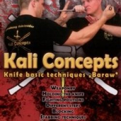 """Kali Concepts - Knife Basic Techniques """"Baraw"""""""