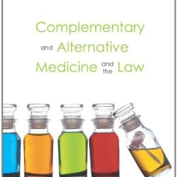 Complementary And Alternative Medicine And The Law