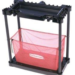 Rubbermaid Sports Gear Storage Station, Black / Red (Fg5A4300Blard)