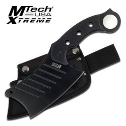 Mtech Usa Xtreme Mx-8097 Fixed Blade Knife, 12-Inch Overall