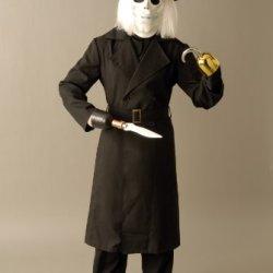 Puppet Master - Blade Adult Halloween Costume Size Standard