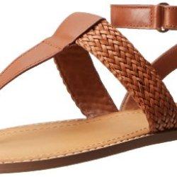 Kelsi Dagger Women'S Static Sandal,Cinnamon,7.5 M Us