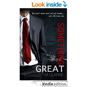 something great ebook cover