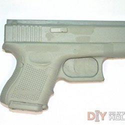 Holster Molding Drone For Glock Model 26/27 Handguns