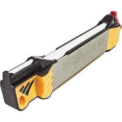 New Complete Knife Sharpener Designed For Sportsmen 20° & 25° Sharpening Guide