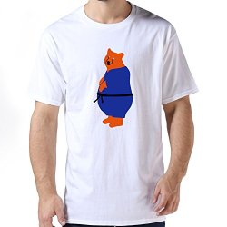 Funny Taekwondo Baer Mens T-Shirt