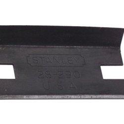 "5 Pack Stanley 28-290 1-1/2"" 2-Edge Scraper Replacement Blade"