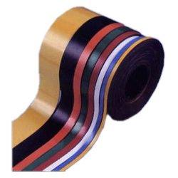 "7/8"" H X 2"" L Black Magnetic Strip"