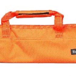 Messermeister 5 Pocket Knife Roll, Orange