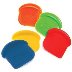 Norpro My Favorite Scraper Assored Colors Nonstick Cleaner Pot Pan New
