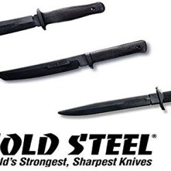 Cold Steel Rubber Training Practice Knives 3 Set Ptb