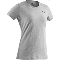Women's UA Charged Cotton® Shortsleeve T-shirt Tops by Under Armour