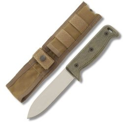 Ontario 7500 Blackbird Sk-5 Wilderness Survival Knife (Brown) Athletics, Exercise, Workout, Sport, Fitness