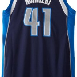 Nba Dallas Mavericks Dirk Nowitzki Alternate Swingman Jersey Blue, X-Large