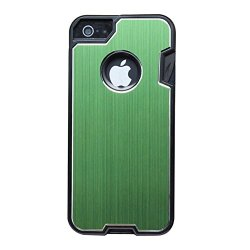 Anko Cool Robust Multi-Functional Metal Protective Phone Case With A Small Swiss Army Knife For Apple Iphone 4 4S (Green)