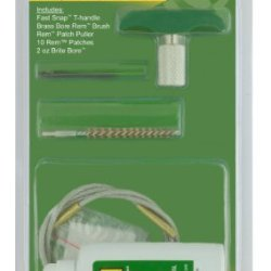Remington Mini Fast Snap Cleaning Kit With Oil (30 Caliber / 7.62-Mm)