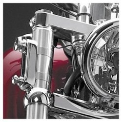 National Cycle Mount Kit For Spartan, Switchblade And Stinger Windshield Kit-Q341