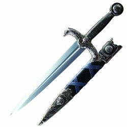 Denix King Arthur Dagger With Scabbard