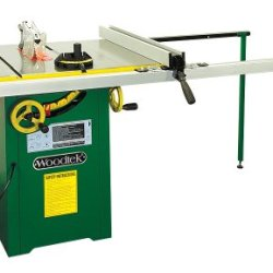 "Woodtek 159665, Machinery, Table Saws, 10"" Lt 2Hp Hybrid Table Saw, 52"" Fence, 1 Each"