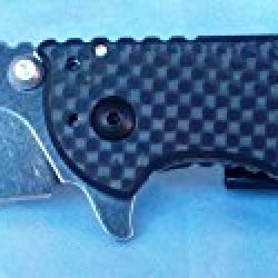 Zt0566Bwcf With Carbon Fiber Handles And Blackwash Blade Exclusive Run