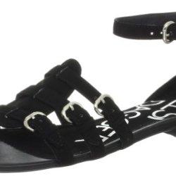 Kelsi Dagger Women'S Kodi Sandal,Black,7.5 M Us