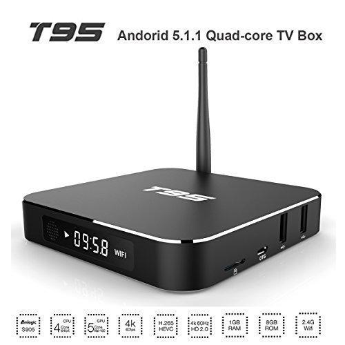 Zenoplige T95 KODI Android Smart TV Box